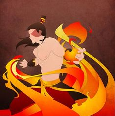 Muchos Fan Arts de Avatar - Avatar Aang - Comunidad Oficial - Taringa!