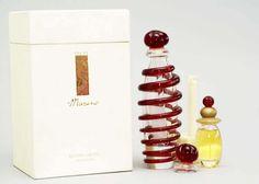"""Juego de perfume de """"Eau de Murano"""" de edición limitada."""