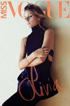 THE OLIVIA PALERMO LOOKBOOK: Olivia Palermo For Miss Vogue
