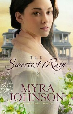 A wonderful historical Christian romance when a family struggles to make ends meet during the Dust bowl and having to consider working for the plantation owners where love and redemption awaits.  Book 1, Book Review, Christian Historical Romance, Dust Bowl, Flowers of Eden Series, Franciscan Media, Great Depression, Myra Johnson, The Sweetest Rain
