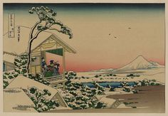 Download More than 2,500 Images of Vibrant Japanese Woodblock Prints and Drawings From the Library of Congress | Colossal