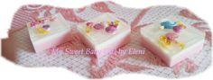 Sweet baby girl soap by Eleni by ElenisLittleShop on Etsy