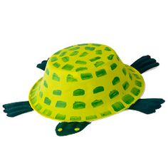 Cute idea for a turtle...the kids will love this!