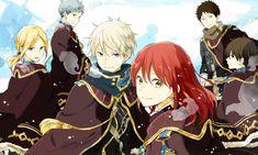 The World of Shirayuki Anime Demon, Manga Anime, Anime Art, Slice Of Life, Anime Love, Me Me Me Anime, Akagami No Shirayukihime, Snow White With The Red Hair, Romantic Manga