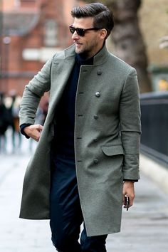 cool 24 street style photos from London men's: day 1 & 2 by http://www.globalfashionista.xyz/london-fashion-weeks/24-street-style-photos-from-london-mens-day-1-2-2/