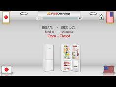 learn Japanese vocabulary | Opposites | Part 1 - YouTube