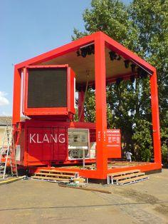 Klang der Quadrate (Sound of the squares)