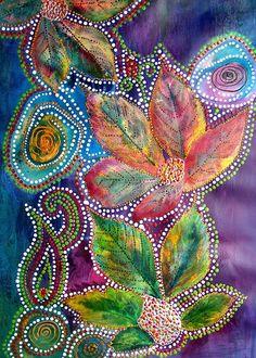 Leaf Fiesta by Vijay Sharon Govender: