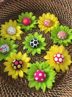 Handmade Accessories, Paper Flowers