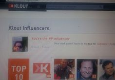 Yeeeha! tell you how to raise your KLOUT score in a weeks time mine is 67 on fiverr.com