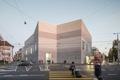 Christ & Gantenbein's Kunstmuseum Basel Photographed by Laurian Ghinitoiu, © Laurian Ghinitiou
