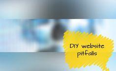DIY website pitfalls blog image