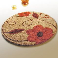 rugs 354 by 354 inches round area rugs bathroom