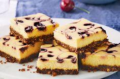 Recipe: Cherry Cheesecake Squares