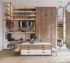 Wardrobe Room, Wardrobe Design Bedroom, Closet Bedroom, Shoe Closet, Home Office Design, Home Interior Design, Interior Decorating, Walk In Closet Design, Closet Designs