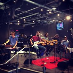 Front row seats for Dinosaur Bones' live session on The Edge. Thanks to all who came out to hear the new songs! Dinosaur Bones, News Songs, Front Row, Nashville, Live, Concert, People, Recital, Festivals