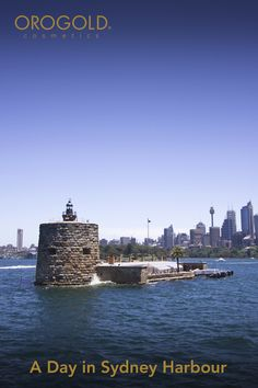 OROGOLD shows you how to spend a day in the Sydney Harbour.
