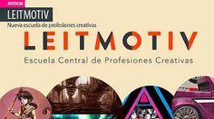 Leitmotiv, nueva escuela de Profesiones Creativas - Colectivo Bicicleta | Ilustración, Artes Visuales y Creatividad Grafica