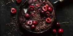 Es gibt diese Tage, da helfen nur süße Früchte auf herber Schokolade.