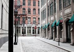 Downtown Manhattan by Obliot, via Flickr
