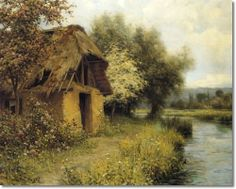 Paintings by Louis Aston Knight - Google Search