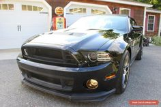 2013 Ford Mustang Shelby GT500 SVT #ford #mustang #forsale #unitedstates