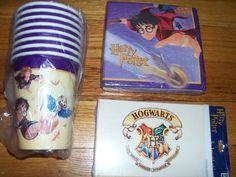Pocahontas Birthday Party Supplies Multi-color 4pc Lot  Party Express 1995 NOS