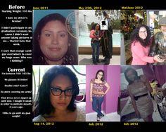 Inspiring Keto diet transformation!