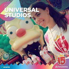 #universal de la mano de #enjoy15 - Uno de los parques más importantes de Orlando; recorrelo de la mejor manera con Transatlántica Quinceañeras!  Viví #disney con #enjoy15  #universalStudios #orlando #Florida #UniversalOrlando #quinceañeras