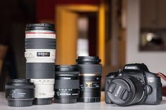 The first Canon lenses you should buy.