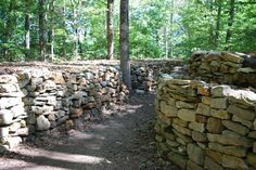 The Wichahpi Stone Wall is one of the most amazing new places I have learned about.    http://www.natcheztracetravel.com/natchez-trace-alabama/florence-tennessee-river/456-wichahpi-stone-wall.html