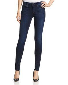 Joe's Jeans The Twiggy Extra Long Inseam Flawless Skinny Jeans in Selma