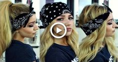 Best Indoor Garden Ideas for 2020 - Modern Easy Summer Hairstyles, Try On Hairstyles, Cute Girls Hairstyles, Back To School Hairstyles, Bandana Hairstyles, Fashion Hairstyles, Bohemian Hairstyles, Pia Mia, Prom Updo