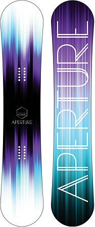 Aperture Cosmo 140cm Girls Snowboard 2014 at Zumiez : PDP