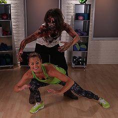 Victoria's Secret Model Erin Heatherton Workout Routine