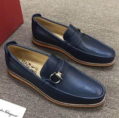 1288c52a2325a Salvatore Ferragamo Mens Shoes sale here, you could wear them every time at  everywhere. They could promote your dress sense, don't hesitate any more,  ...