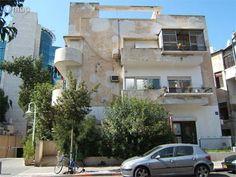 הבניין ביהודה הלוי 89 ( באדיבות ymap )