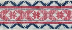 Embroidery from Podlasie, eastern Poland. Image via patternsofeurope.pl.