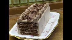 Bad Kissinger Schnitte REZEPTANLEITUNG - YouTube Tiramisu, Tasty Bakery, Kakao, Ethnic Recipes, Desserts, Bad, Youtube, Bakken, Yummy Cakes