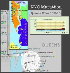 37 Best Marathoners Rocking New York images | Marathon training ...