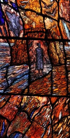 Image result for st cuthbert stained glass window