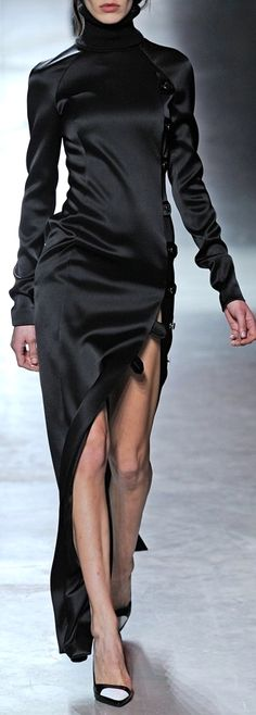 Anthony Vaccarello. Pinned this once before but I really like this.