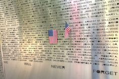 Rocky Point, NY 9-11 Memorial, Route 25a (07/30/2016)