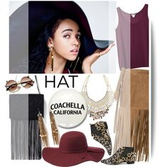 How To Wear Coachella Music festival Outfit Idea 2017 - Fashion Trends Ready To Wear For Plus Size, Curvy Women Over 20, 30, 40, 50