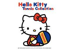 Hello Kitty Tennis Collection
