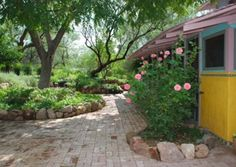 Duquesne House Bed & Breakfast in Patagonia/Southern AZ wine country. Beautiful location to spend an evening (or two) at!