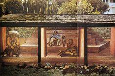 Portrait of Present Day Mexico, 1932 - David Alfaro Siqueiros.
