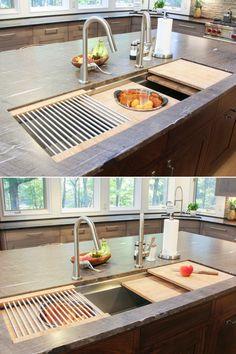 Kitchen Sink With Dishes dish drainer rack kitchen sink metal dishes holder dryer island
