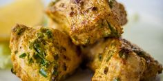 Chef Vineet Bhatia demonstrates how to make a delicious chicken tikka marinade recipe in this instructional video from Great British Chefs.