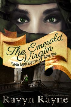 Feature – The Emerald Virgin by Ravyn Rayne | A Bluestocking's Place